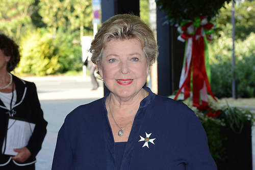 Die Schauspielerin Marie Luise Marjan als Teilnehmer im Gast bei (DSC_4228)