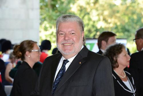 Der ehemalige Ministerpraesident Kurt Beck von der SPD als Teiln (DSC_4242)