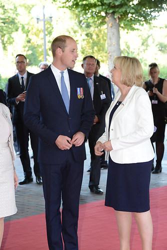 Ankunft des britischen Thronfolgers Prinz William mit NRW Minist (DSC_4263)