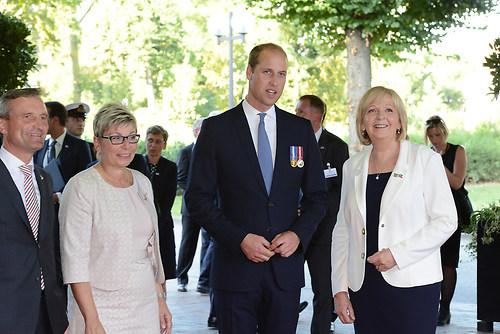 Ankunft des britischen Thronfolgers Prinz William mit NRW Minist (DSC_4265)