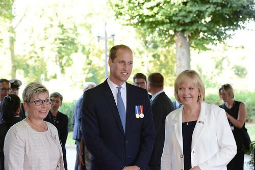 Ankunft des britischen Thronfolgers Prinz William mit NRW Minist (DSC_4269)
