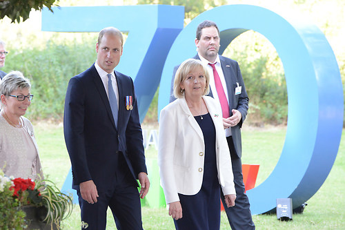 Ankunft des britischen Thronfolgers Prinz William mit NRW Minist (DSC_4271)