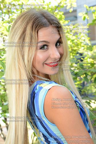 Stefanie Schanzleh die Saengerin der Musikgruppe Hot Banditoz ze (DSC_5152)