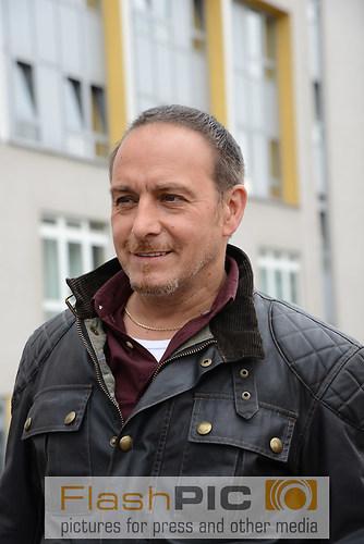 Erdogan Atalay der Kommissar Semir Gerkhan im Portraet bei den D (DSC_6651)