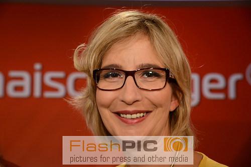 Yvonne Willicks die WDR Moderatorin und Haushaltsexpertin im Po (DSC_6042)