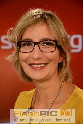 Yvonne Willicks die WDR Moderatorin und Haushaltsexpertin im Po (DSC_6045)