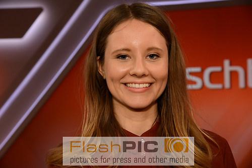 Der Lockvogel Leonie aus der Sendung im Portraet bei der ARD Fe (DSC_6051)