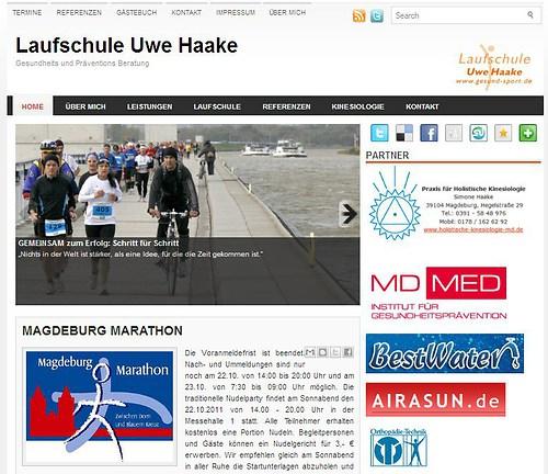 Homepage Laufschule Uwe Haake_6257651871_o
