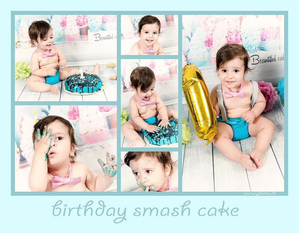 Dimitri mash cake-Coll queer