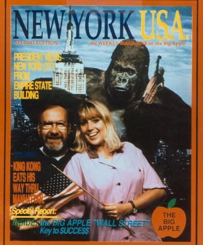 Mit HR Reporter auf Empire State Building