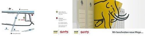 Haberling | Einladungskarte (außen)