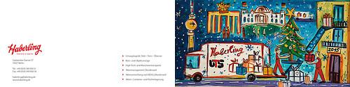 Haberling | Weihnachtskarte