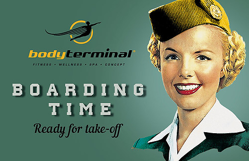 BodyTerminal   Visiten-/Terminkarte (Seite 1)
