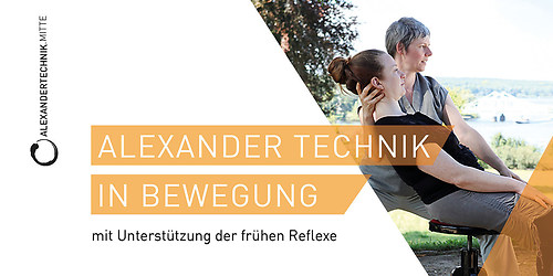 Grafik formstücke | Alexander Technik | Plakat A4
