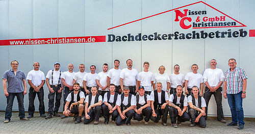 Belegschaftsfoto Nissen & Christiansen-1