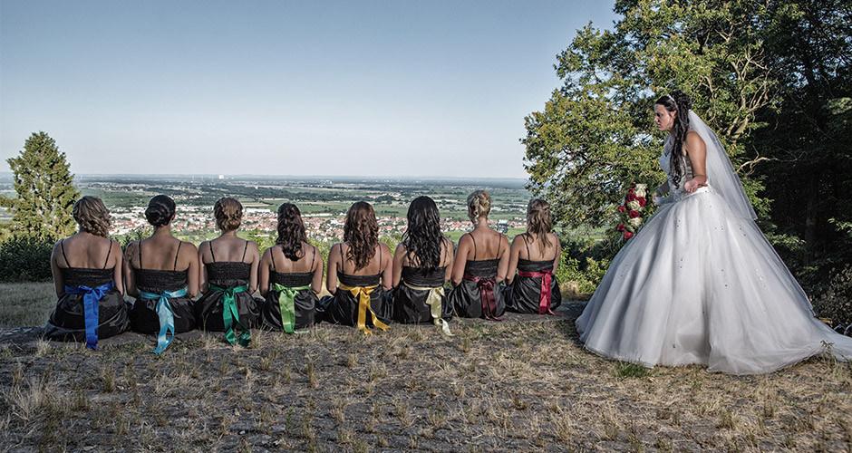Die Brautjungfern | Hochzeit