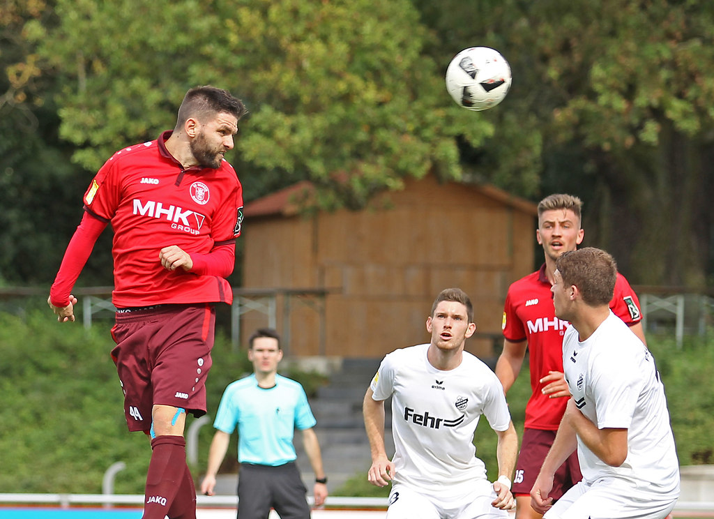 1709109xxDRELOH 3253 | xxx 09.09.2017, Fussball Lotto Hessenliga, SC Hessen Dreieich - FSC Lohfelden, emspor v.l. Tor... | Fussball Lotto Hessenliga Saison 2017/2018 SC Hessen Dreieich - FSC Lohfelden