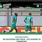 170513_Werder Stube FSV Frankfurt - Bremen 2
