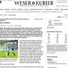 170513_Weser Kurier FSV Frankfurt - Bremen 2