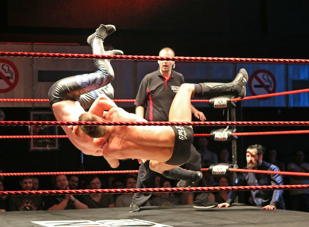 180421WXW 6829 | 21.04.2018, xxx, wXw Westside Xtreme Wrestling, Frankfurt am Main, Batschkapp,  We love... | wXw Westside Xtreme Wrestling, Frankfurt am Main