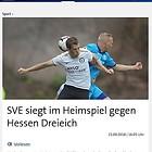 180917 SR online SV Elversberg - Hessen Dreieich