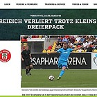 180915 Fussball.de Elversberg - Dreieich Danny Klein