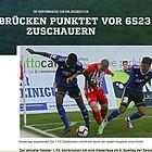 180917 Fussball.deKickers Offenbach gegen Saarbrücken