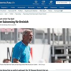 180908 Hessenschau Dreieich Bommer erster Sieg