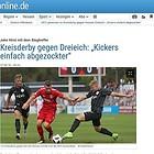 180823 op Dreieich - OFC Kickers einfach angezockter