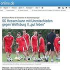 180709 OP Online Hessen Dreieich Test Wolfsburg II