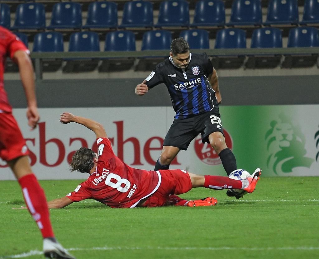 181005FSVMAI 10800 | 05.10.2018, xxx, Frankfurt, PSD Arena,  Regionalliga Suedwest,  Saison 2018/2019, FSV Frankfurt... | Fussball