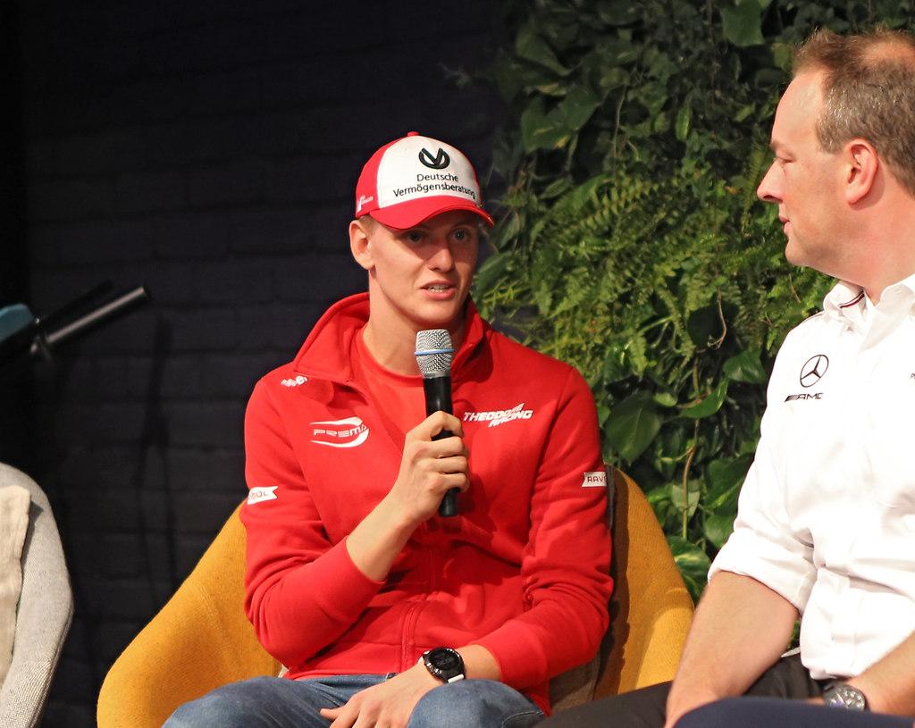 181013HOCAbe 11090 | 13.10.2018, xxx, Hockenheim, Hockenheimring,  DTM Finale, Samstag,  Saison 2018,  vl.: Mick... | Motorsport