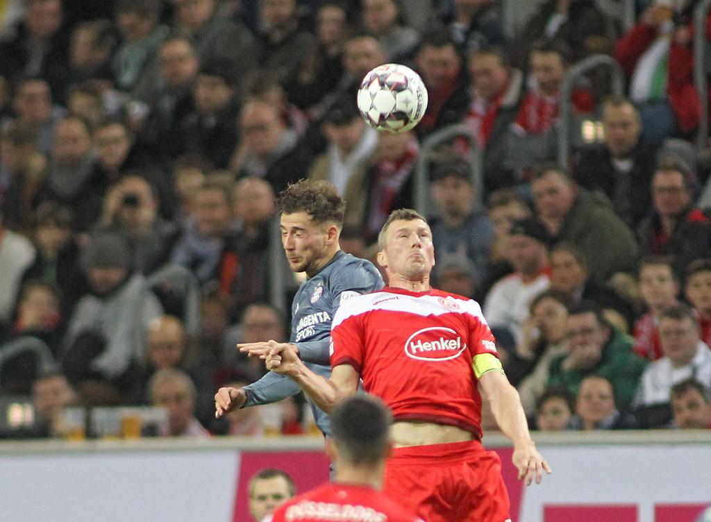 190113DUSBAY 12960   13.01.2019; xxx; Telekom Cup 2019, Fussball Bundesliga, Merkur Spiel-Arena, Duesseldorf, ...   Bundesliga Fussball