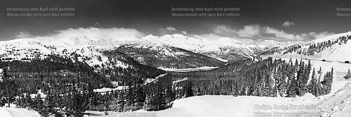 Im Herz der Rocky Mountains