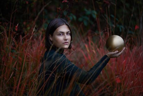 Aufnahme im Bildstil von Michael Färber von Linda