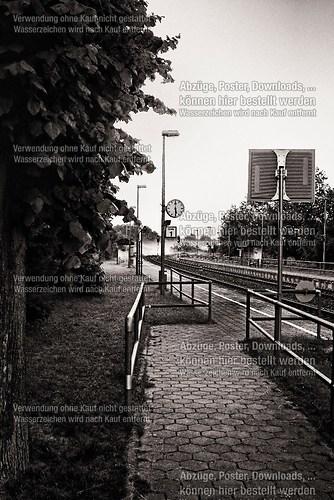 2011 | Trassenheide | Bahnhof Gleis 1