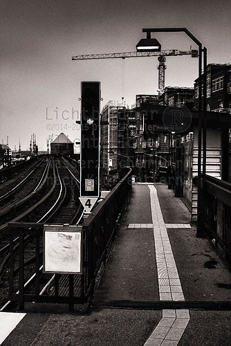 1996 | Hamburg | Am Baumwall | 85 Jahre Grundsteinlegung U-Bahnhof
