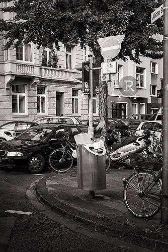 9. September 2015 | Köln | Jülicherstrasse (1997 | Köln | Chargesheimers Geburts- und Ster