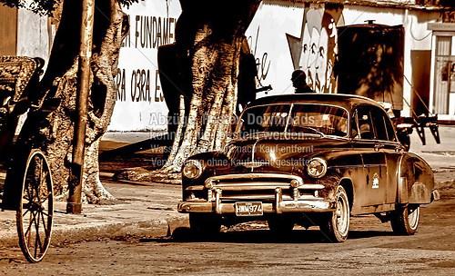 Strassenkreuzer Cuba