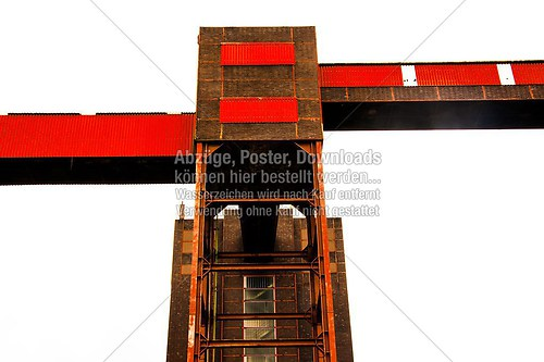 Rote Schütte