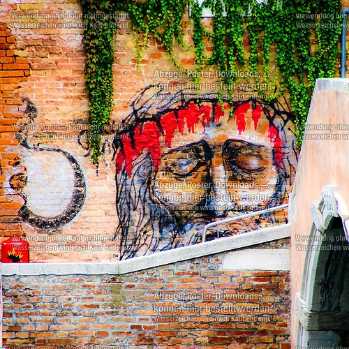 Venedig Grafitto