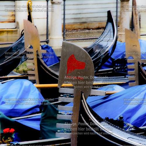 Venedig Gondolas