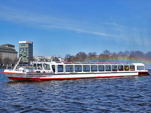 Start der Alsterflotte 2012