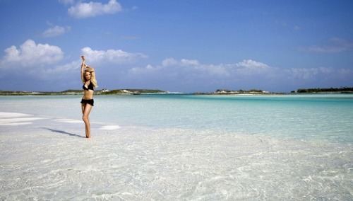 Bahama Water