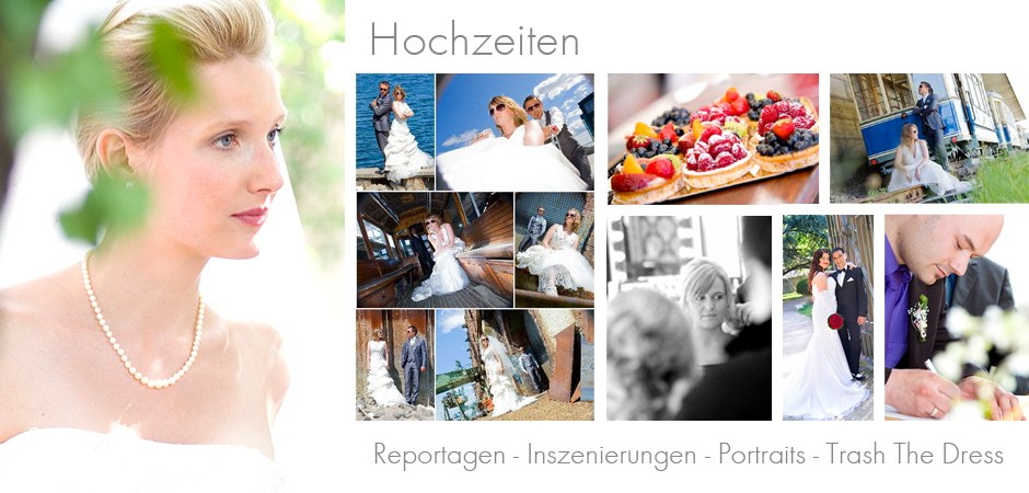 Hochzeiten flyer
