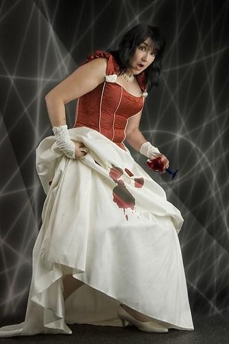 hochzeitskleid-Rotweinfleck-trier-Fotoshooting