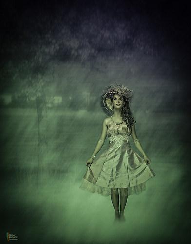 grün-Nacht