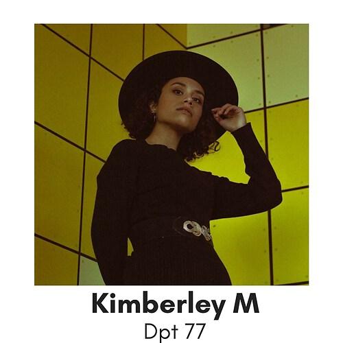 Kimberley M
