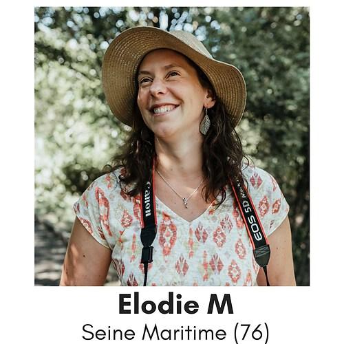 Elodie M