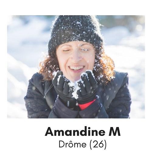 Amandine M